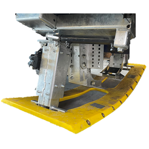Rumble Mat Layer Chassis Mounted Single (RML-CMS)